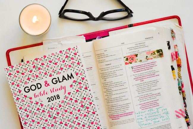 God & Glam: The Bible Study
